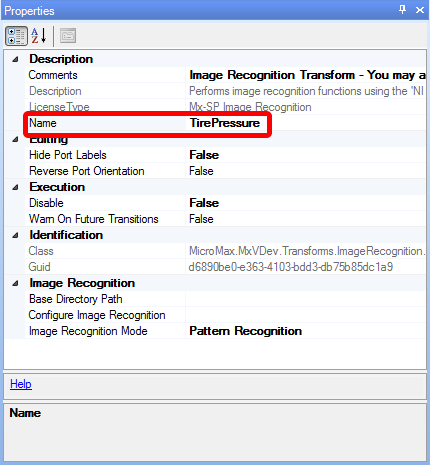 IR-PatternRecognition-name