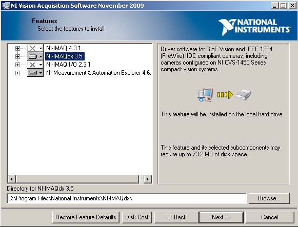NI IMAQ Vision Run-Time Engine - Download